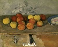 Cezanne, Paul (1839-1906) Apples and Cookies, c. 1880