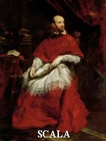 Dyck, Anthony van (1599-1641) Portrait of Cardinal Guido Bentivoglio