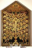 Pacino di Bonaguida (14th cent.) Tree of the Cross