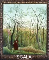Rousseau, Henri (1844-1910) Walk in the Wood