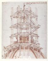 ******** Construction of Brunelleschi's dome n. 248 A