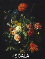 Heem, Jan Davidsz de (1606-1684) Vase of Flowers