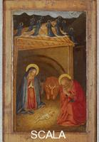 Angelico, Fra (1387-1455) Nativity