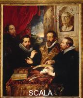 Rubens, Peter Paul (1577-1640) The Four Philosophers