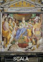 Zuccari, Taddeo (1529-1566) Charlemagne Restores to the Church Its Former Possessions