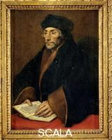 Holbein, Hans the Younger (1497-1543) Portrait of Erasmus