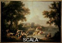 Zuccarelli, Francesco (1702-1788) Rape of Europa