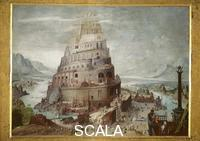 Bruegel, Jan the Elder (1568-1625) The Tower of Babel