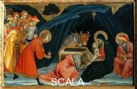 Taddeo di Bartolo (1363-1422) Adoration of the Magi