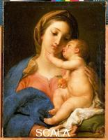 Batoni, Pompeo (1708-1787) Madonna and Child