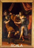 Cigoli, Ludovico (1559-1613) Joseph and Potiphar's Wife