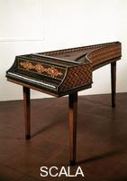 ******** Scotti spinet played by Mozart