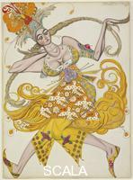 Bakst, Leon (1866-1924) The Firebird, 1913