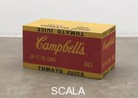 Warhol, Andy (1928-1987) Campbell's Tomato Juice Box, 1964