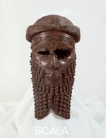 ******** Bronze head of Sargon from Nineveh