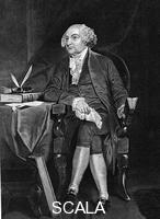 ******** John Adams (1735-1826), second President of the USA (1797-1801).