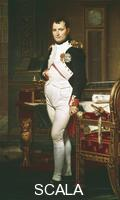 David, Jacques Louis (1748-1825) 'Napoleon in his Study', 1812