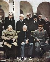 ******** Yalta Conference of Allied leaders, World War II, 4th-11th February 1945