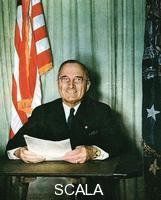 ******** Harry S. Truman, 33rd President of the USA, 1945-1953