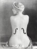 Man Ray (1890-1976) Le Violon d�Ingres, 1924