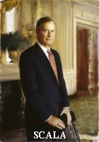 Sherr, Ronald N. (b. 1952) George Herbert Walker Bush, 41st president of the United States.  1994-95.