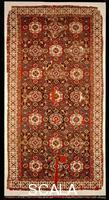******** Small-patterned 'Holbein Carpet'. Anatolian / Turkey, 16th century