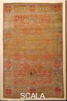 ******** Mamelukan Carpet.  Cairo, beginning of 16th cen.