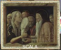 Mantegna, Andrea (1431-1506) Presentation of Jesus to the Temple, c. 1465-1466