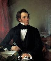 ******** Franz Schubert, 19th century.
