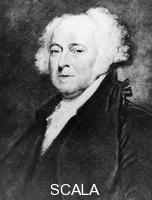******** John Adams (1735-1826), President of the United States of America (1797-1801).