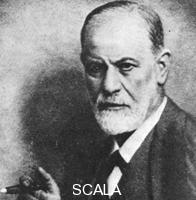 ******** Portrait of Sigmund Freud