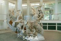 ******** Sculpture called the Scylla Group