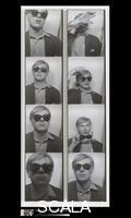Warhol, Andy (1928-1987) Photobooth Self-Portrait, c. 1963