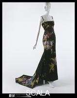 Dolce & Gabbana (design house founded 1982) Evening dress, fall/winter 1998-1999