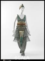 Poiret, Paul (1879-1944) Costume (Fancy Dress), 1911. Designer: Paul Poiret, French, 1879-1944