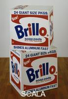 Warhol, Andy (1928-1987) Brillo Boxes, 1964