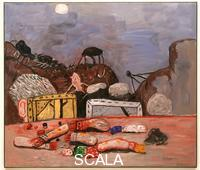 Guston, Philip (1913-1980) Moon, 1979