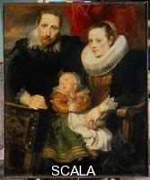 Dyck, Anthony van (1599-1641) Family Portrait