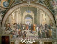 Raphael (1483-1520) School of Athens
