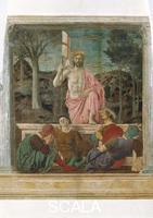 Piero della Francesca (1415/20-1492) Resurrection